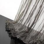 Luxusní designová záclona