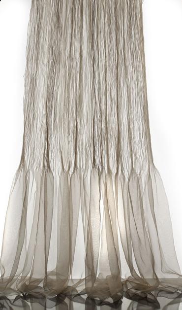 Designová luxusní záclona